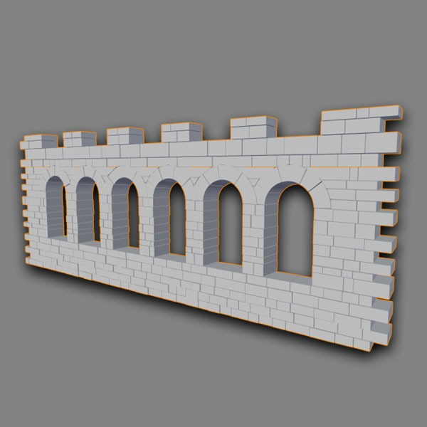Add Mesh Walls Addon