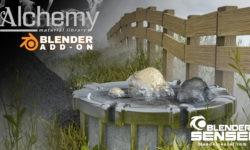 Alchemy-Blender-Addon-Basics