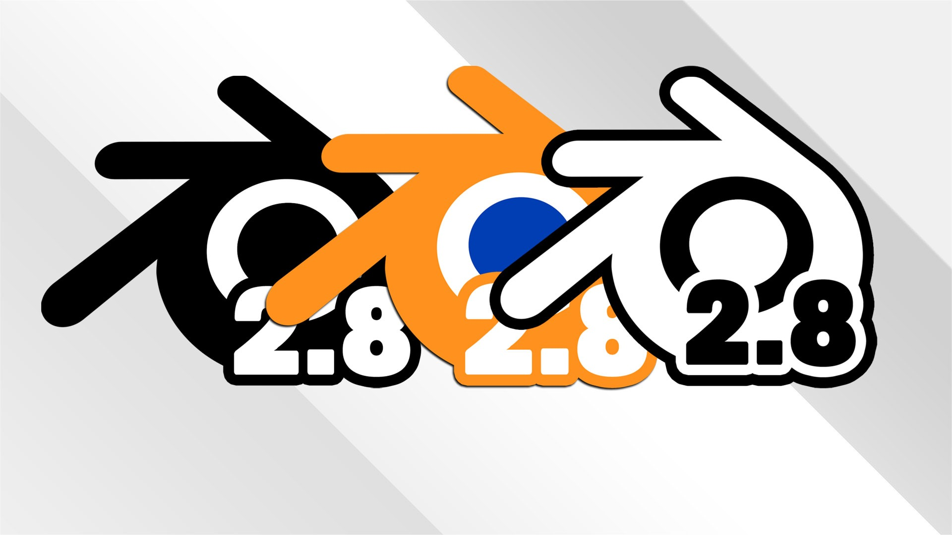 Free Blender 2 8 Icons!   Blender Sensei